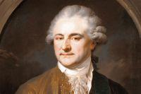 Станислав Август Понятовский. Портрет Иоганна Лампи, ок. 1790 г.
