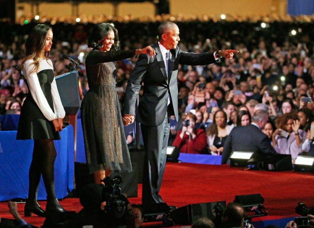 Многие американцы считают, что лучшего президента у них уже не будет