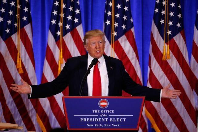 дональд трамп заявил невозможности перезагрузки отношений сша россии