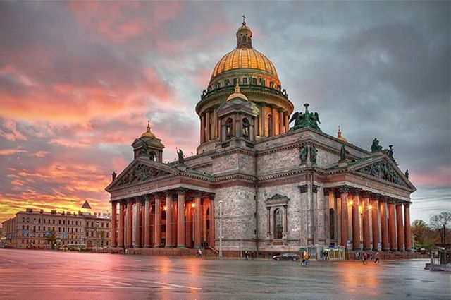Вход вИсаакиевский храм ограничат навремя литургий— РПЦ