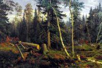 Рубка леса (1867)