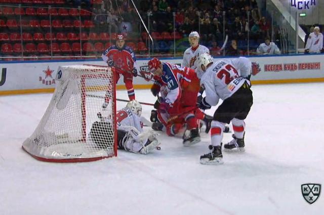 Новокузнечане потерпели поражение на первом выездном матче 2017 года.