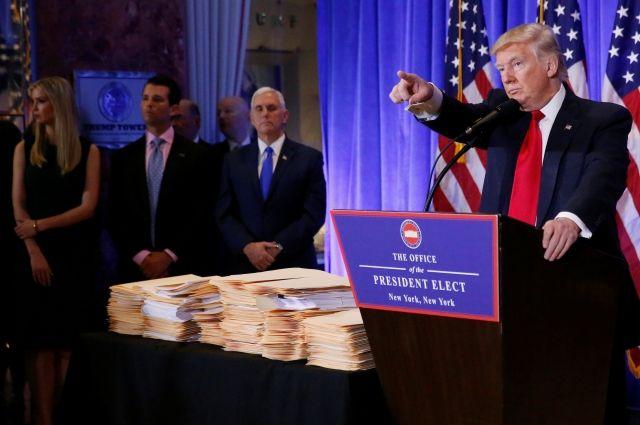 The Wall Street Journal назвала создателя скандального досье окомпромате наТрампа