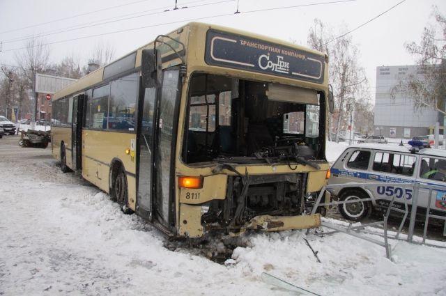 Чаще всего водители автобусов сами виноваты в ДТП.