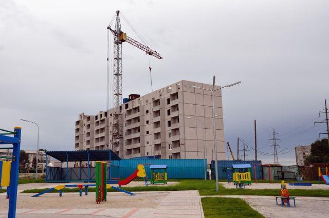 В 2016 году в Красноярске введено в строй более 900 тыс. кв. м жилья