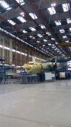 Сейчас на предприятии в цеху окончательной сборки в разной степени готовности находятся 4 самолета-амфибии Бе-200ЧС.