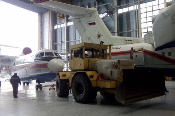 Воздушное судно успешно прошло программу предъявительских и приёмо-сдаточных испытаний.