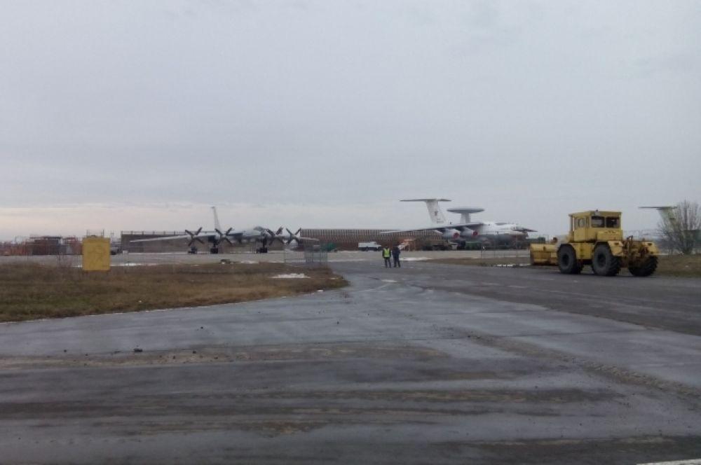 После церемонии передачи самолет совершит перелёт к месту своего постоянного базирования в Ростове-на-Дону.