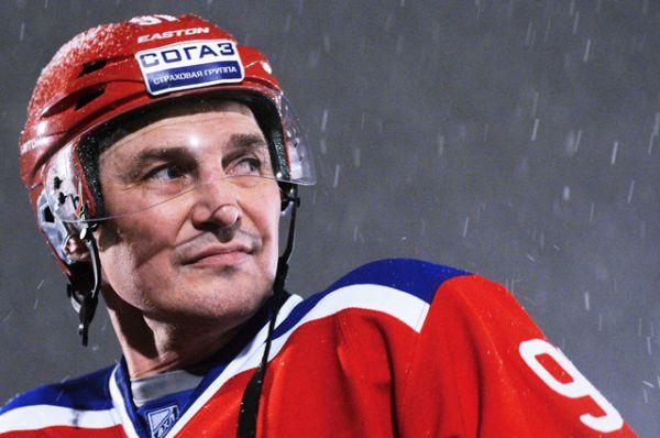 Сергей Федоров. Всего за карьеру в НХЛ набрал 1179 очков — лучший результат среди российских игроков.