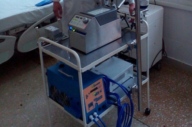 Аппарат будет применяться для спасения крайне тяжелых пациентов, имеющих осложнённые формы пневмонии.