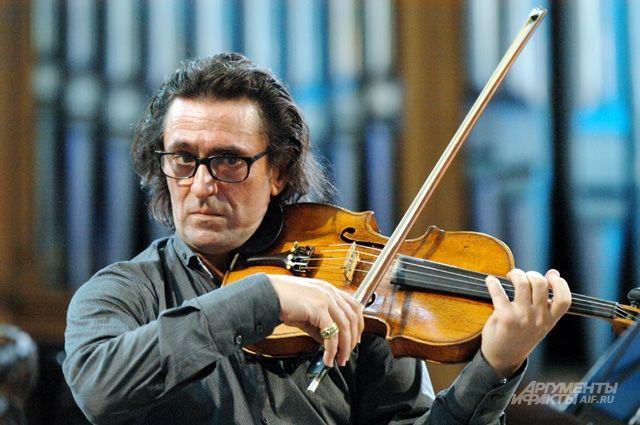 Юрий Башмет проведет вСочи детский концерт