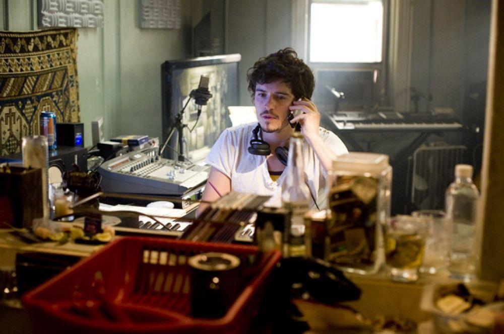 Орландо Блум снялся в киноальманахе «Нью-Йорк, я люблю тебя» (2008).