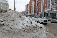 Столица сибири утопает в снегу из-за аномальных снегопадов