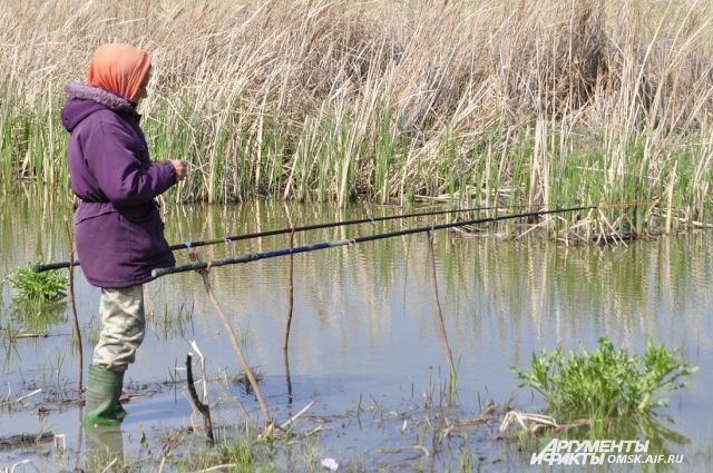 До места рыбалки мужчина не дошёл.