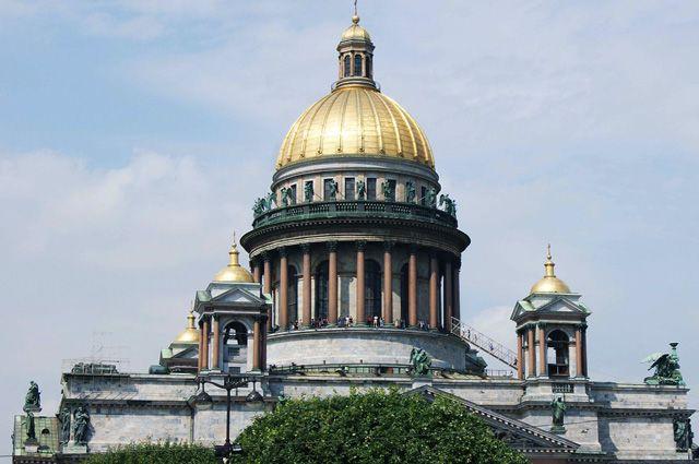 Петербург останется собственником Исаакиевского храма