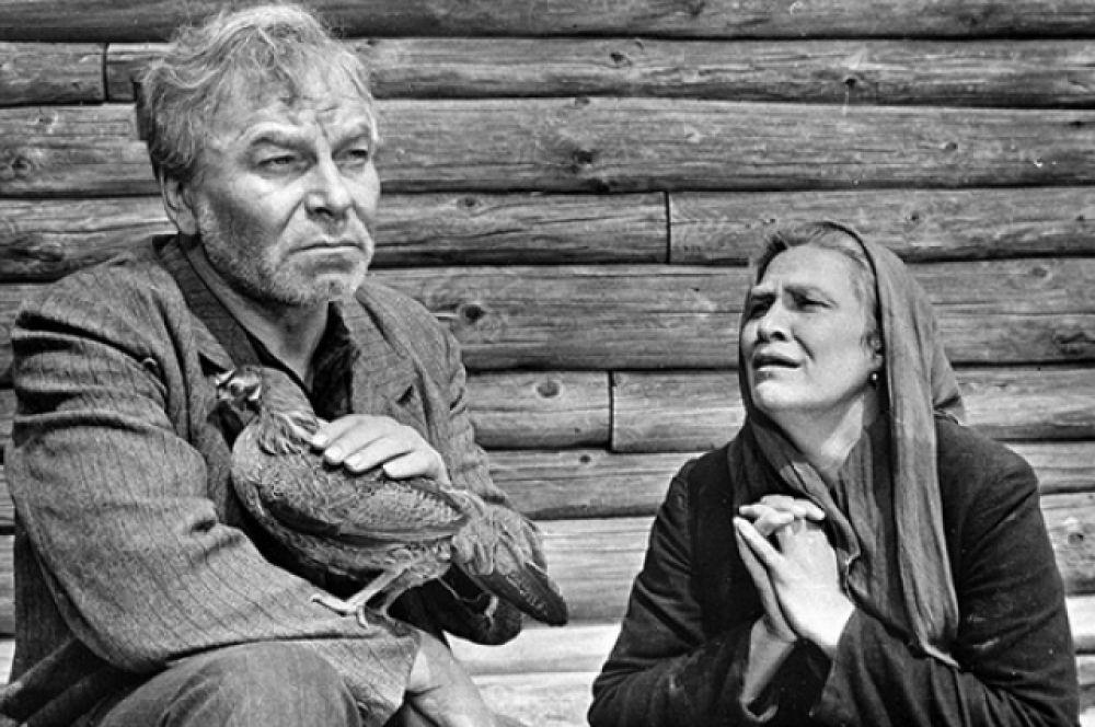 «Бабье царство», Надежда Петровна — главная роль. 1969 год.