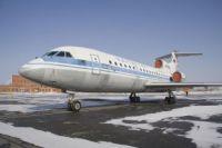 В Омск прилетает до миллиона пассажиров в год.