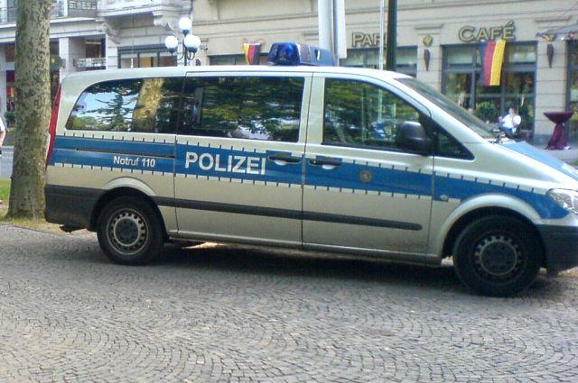 Милиция Германии изъяла унеонацистов 150кг взрывчатки