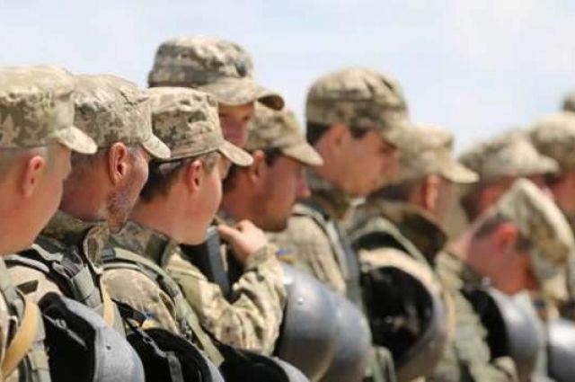 ВУкраинском государстве 17января начнутся сборы резервистов