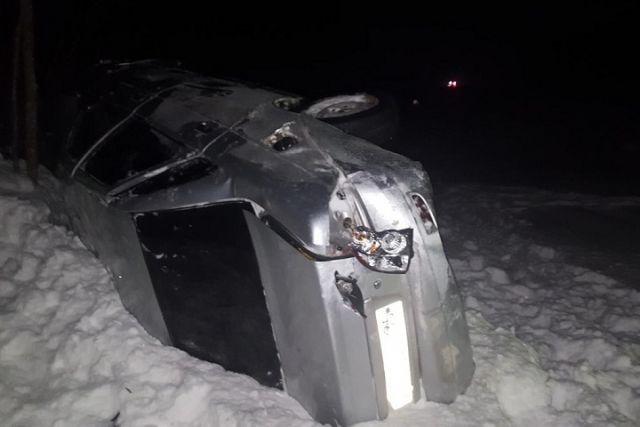 ВДТП под Вологдой умер шофёр «Лады»