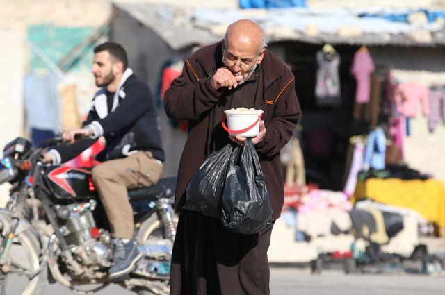 Международные организации непомогают населению Алеппо— МинобороныРФ