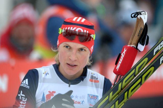 Лыжница Матвеева выиграла спринт свободным ходом наэтапеКМ вТоблахе