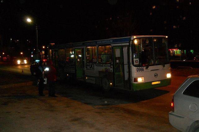 ВДТП савтобусом наЛенинском проспекте пострадали восемь человек