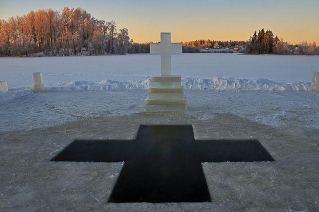 ВБрянской области оборудуют 67 крещенских купелей