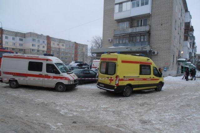 ВДзержинске эвакуировано 80 граждан дома из-за просадки фундамента