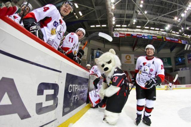 «Спартак» потерпел шестое поражение подряд вКХЛ, уступив «Трактору»