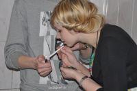 Курение - одна из причин закупорки сосудов.