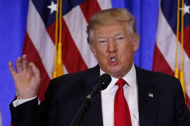 Трамп заявил о возможном снятии санкций с России в обмен на ядерную сделку