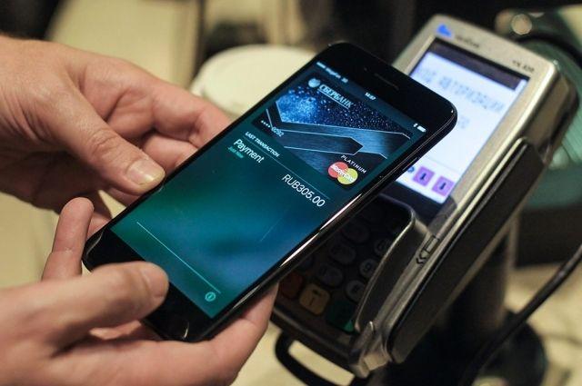 Оплата доступна и при помощи гаджетов с технологией Apple Pay и Samsung Pay.