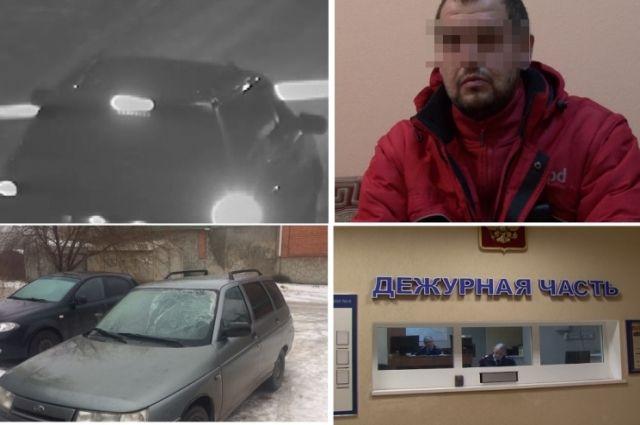 Схвачен шофёр, протаранивший шлагбаум музея-заповедника «Сталинградская битва»