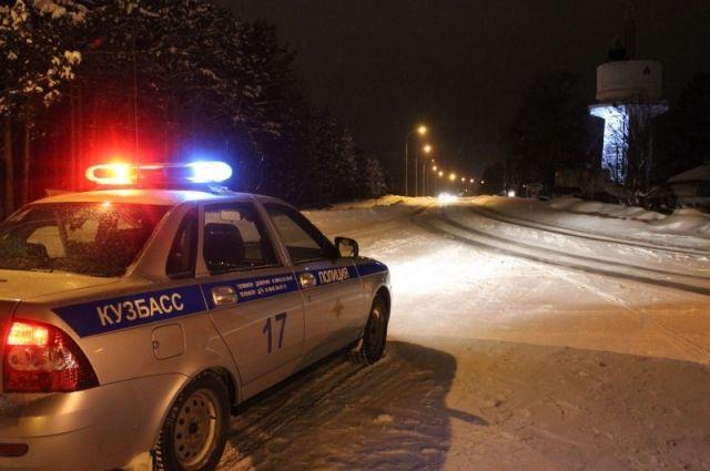 ВКурской области нетрезвый шофёр попытался откупиться отсотрудника ДПС