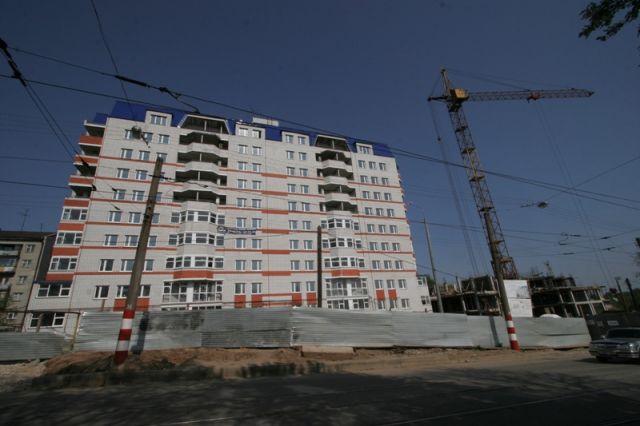 453 тысячи квадратных метров жилья введено вНижнем Новгороде втечении следующего года