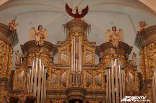 Кафедральный собор Калининграда объявил конкурс на места штатных органистов.