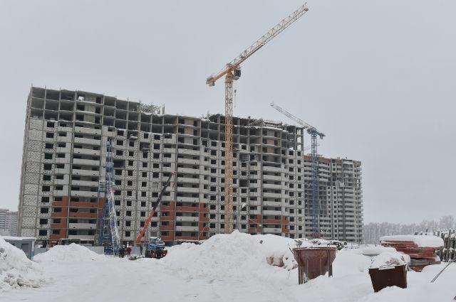 453 тысячи квадратных метров жилья введено вНижнем Новгороде вследующем году