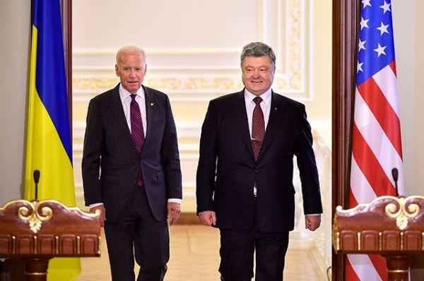 После американско-украинских переговоров, политики выступили с заявлениями для прессы