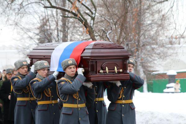 Главу фонда «Справедливая помощь» было решено похоронить на Новодевичьем кладбище.