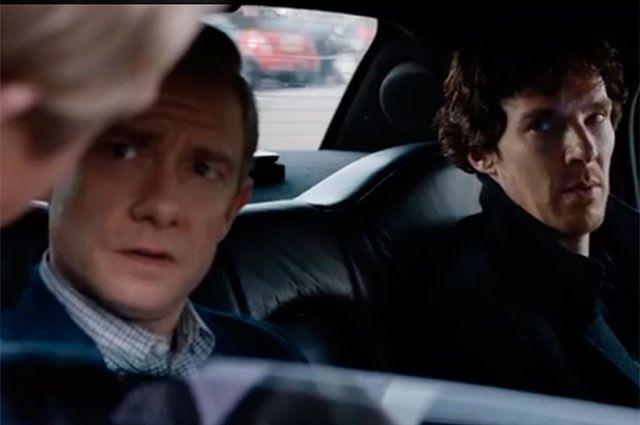 Первый канал расследует утечку серии сериала «Шерлок»