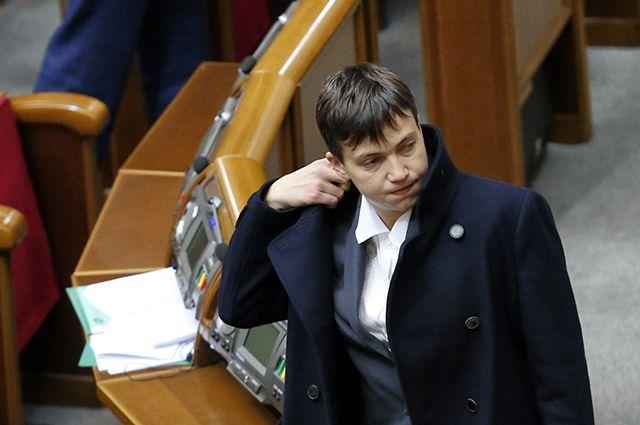 Савченко опубликовала новые списки пленных в Донбассе