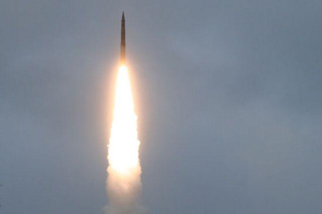Учебная боевая часть ракеты «Тополь-М» точно поразила условную цель
