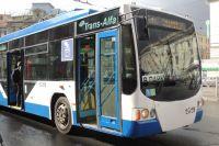 В парк троллейбусы будут заходить теперь на 2 часа позже.
