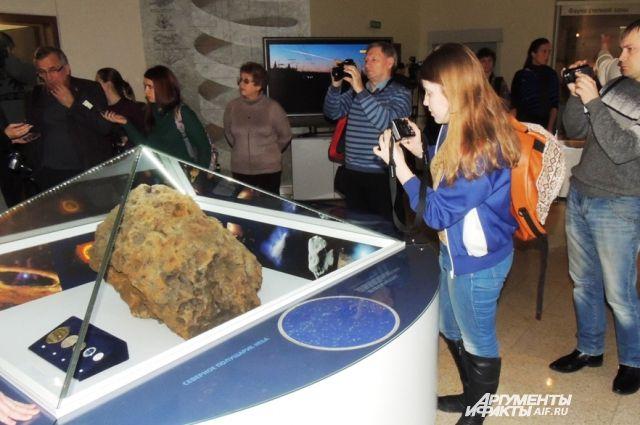 Внебе над Омском пролетели сразу несколько метеоритов