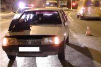 В Орске автомобиль «ВАЗ» сбил 68-летнюю пенсионерку