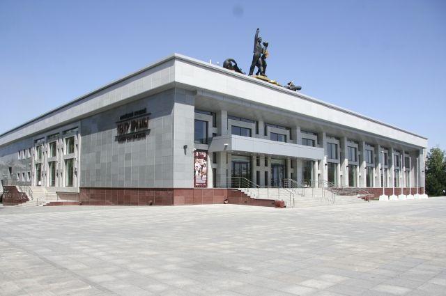 Театр драмы им. В. Шукшина в Барнауле