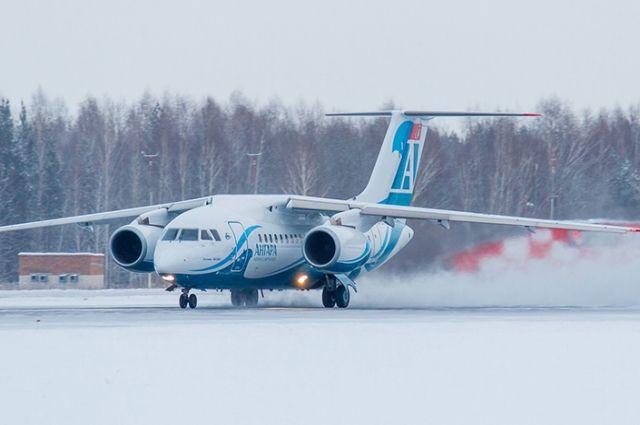 ИзКрасноярска вНоябрьск раскрываются прямые рейсы