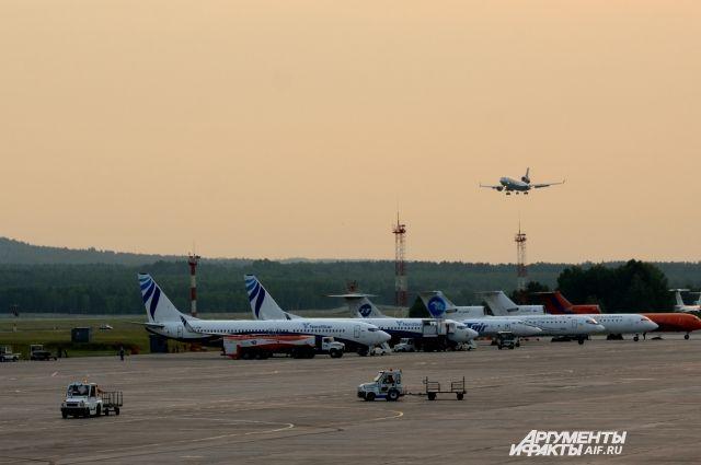 Рейсы выполняются из Красноярска на регулярной основе.