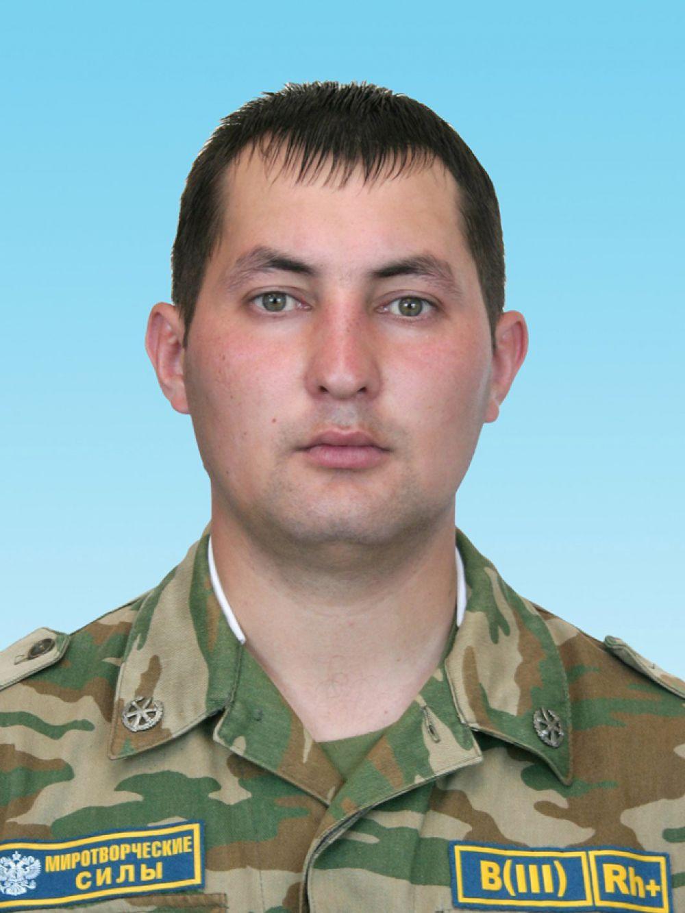 Марат Ахметшин служил в составе миротворческих сил во время грузино-осетинского конфликта, с 2005 по 2008 годы.